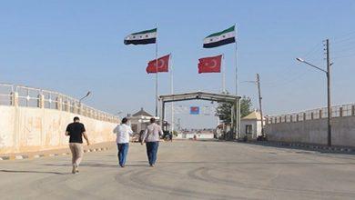 صورة معبر السلامة يفتح أبوابه أمام الراغبين بالدخول إلى تركيا