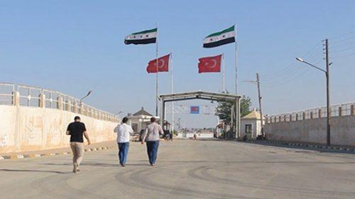 معبر السلامة يفتح أبوابه أمام الراغبين بالدخول إلى تركيا