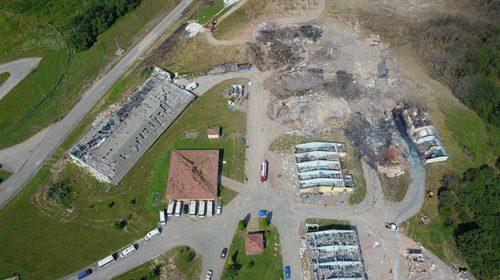 بيان من ولاية صقاريا يتعلق بالإنفجار الذي حدث في مصنع الألعاب النارية