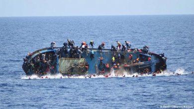 Photo of غرق قارب يحمل مهاجرين غير نظاميين وانتشال ست جثث حتى اللحظة في بحيرة شرق تركيا
