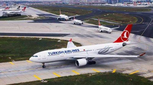 قرار جديد من الخطوط الجوية التركية يتعلق بالسفر بين الولايات التركية