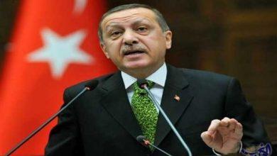"""صورة الرئيس التركي """"أردوغان """" يهاجم دولة عربية من جديد بسبب تآمرها على تركيا"""