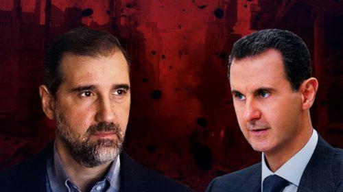 الحرب الاقتصادية بين الأسد ومخلوف تزداد والأخير يكشف أسرار جديدة