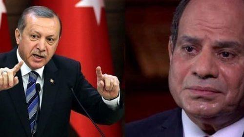 الرئيس التركي يرد على تصريحات السيسي حول تدخل القاهرة عسكرياً في ليبيا