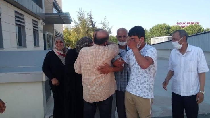 وفاة عامل سوري في ولاية أنطاليا بصعقة كهربائي 6