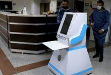 "Photo of فخر الصناعة التركية لمحاربة فيروس كورونا  ""روبوت"" لحماية الكادر الطبي"