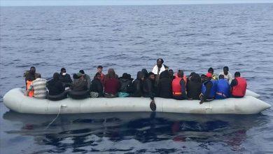 فرق خفر السواحل تنقذ 36 طالب لجوء أجبرتهم اليونان على العودة إلى المياه التركية 12