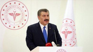 Photo of وزير الصحة التركي يشارك آخر إحصائية لفيروس كورونا في البلاد