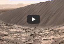 Photo of لأول مرة في العالم لقطات من المريخ بدقة عالية! (فيديو)