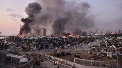 Photo of لاجئون سوريون ضحايا في انفجار بيروت الضخم!