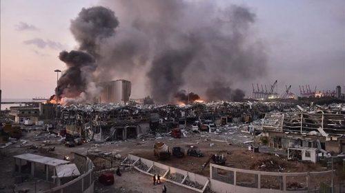 لاجئون سوريون ضحايا في انفجار بيروت الضخم!
