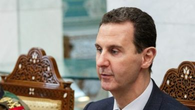 صورة بشار الأسد يكشف مستقبل سوريا سياسياً