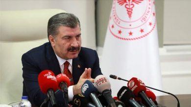 صورة عاجل: وزير الصحة التركي يعلن عن إحصائيات كورونا في تركيا الخميس 27/08/2020