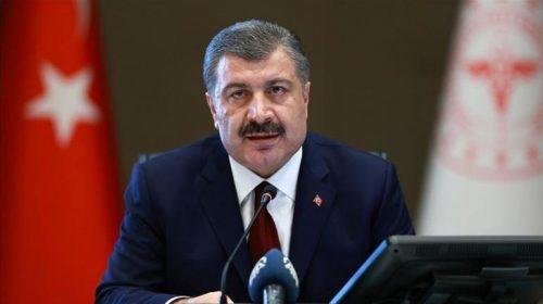 تعليق من وزير الصحة التركية على حوادث الفرار من الحجر الصحي