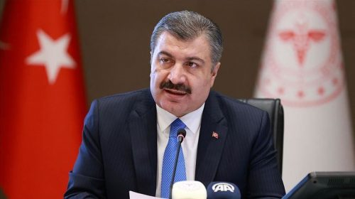 مشافي بعض الولايات التركية ممتلئة بمصابي فيروس كورونا و وزير الصحة التركي يرد على الادعاء