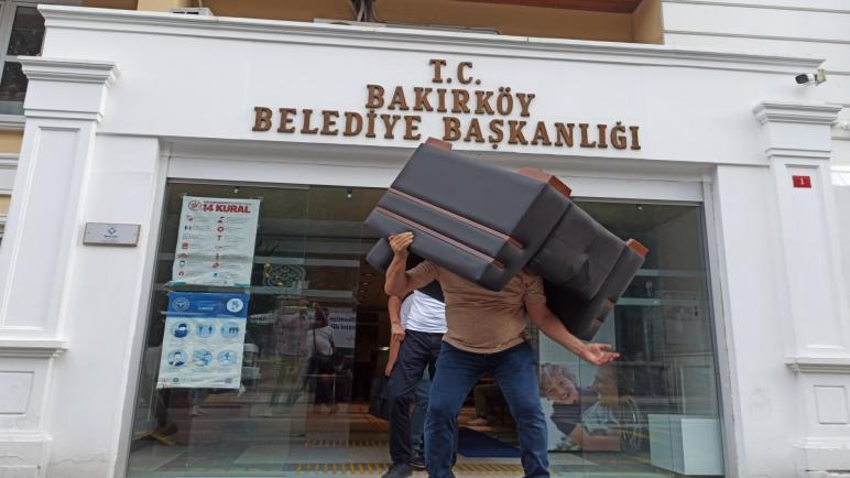 Photo of لماذا تم الحجز على أثاث وممتلكات بلدية اسطنبول في مقاطعة باكيركوي