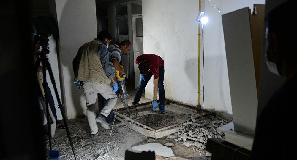 مواطن سوري يقدم على قتل حماته ودفنها بطريقة فظيعة في ولاية كلس إليك التفاصيل 7