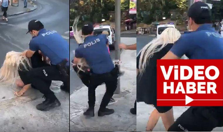 السلطات التركية تقيل اثنين من عناصر الشرطة بسبب تعاملهم السيء مع فتاة 1