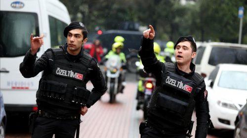 قوات الأمن التركي في ولاية بورصة تنقذ الولاية من تفجير ارهابي كبير