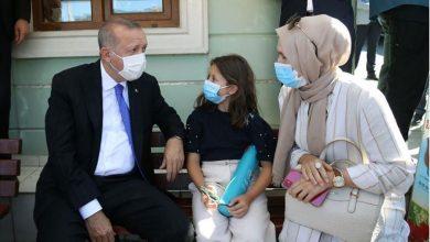 صورة أردوغان للمواطنين: استمروا في الالتزام بتدابير الوقاية من كورونا