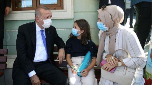 أردوغان للمواطنين: استمروا في الالتزام بتدابير الوقاية من كورونا