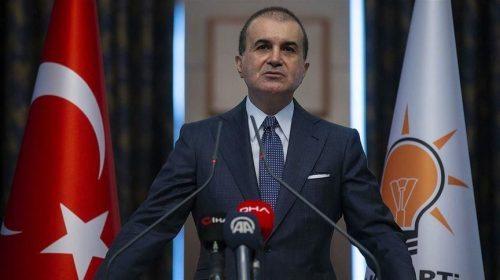اول تعليق للعدالة والتنمية التركي على انفجار بيروت