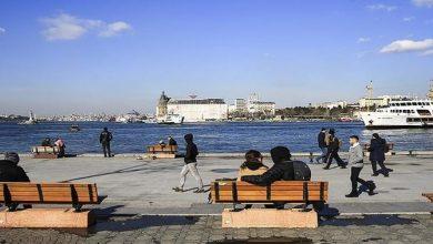 صورة تركيا:ارتفاع درجات الحرارة في جميع أنحاء البلاد