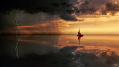 صورة اكتشاف 'سفينة أشباح' غامضة بحالة ممتازة رغم بقائها 400 عام تحت الماء!