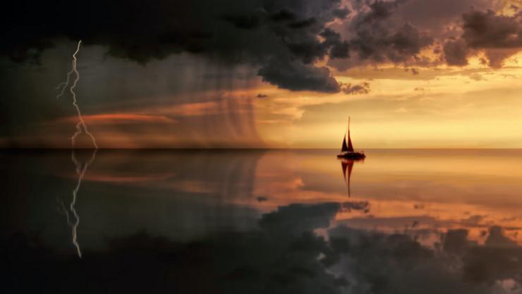 اكتشاف 'سفينة أشباح' غامضة بحالة ممتازة رغم بقائها 400 عام تحت الماء! 1