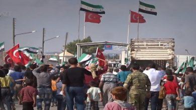 صورة بعد تهجيرهم من وطنهم قسراً.. تركيا تفتح أبوابها للسوريين