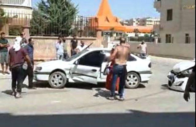"""بالفيديو:الشرطة تحبط محاولة اختطاف """"هيوليودية"""" لفتاة سورية في شانلي أورفا التركية 1"""