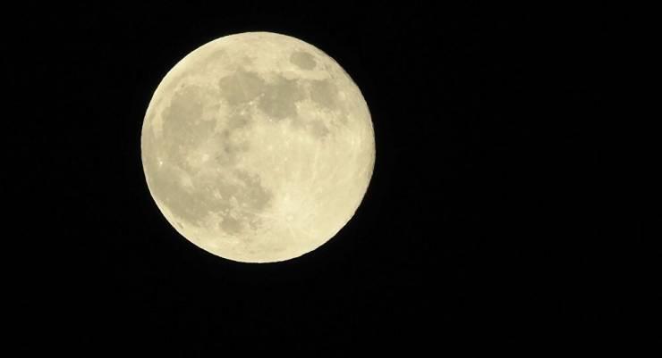 قمر جديد صغير يدور حول الأرض قريبا في هذا التاريخ 1
