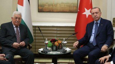 لهذا السبب شكرت الخارجية الفلسطينية الرئيس أردوغان 14