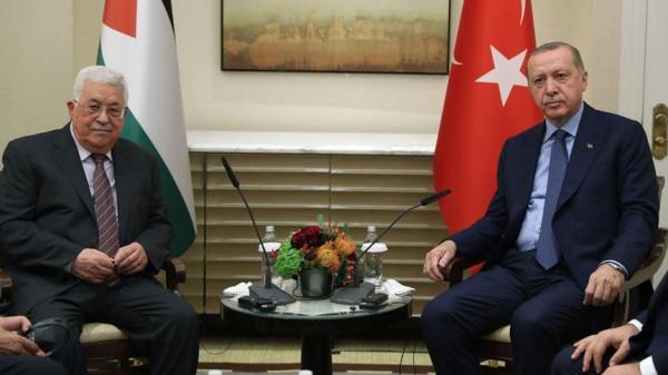 لهذا السبب شكرت الخارجية الفلسطينية الرئيس أردوغان 27