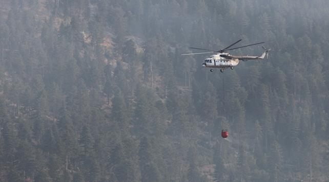 استغرق 5 أيام لاطفائه .. فرق الأطفاء تسيطر على حريق كبير في ولاية أضنة 8