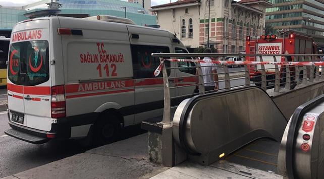 صورة لاجئ عراقي ينهي حياته تحت عجلات مترو الأنفاق بولاية إسطنبول