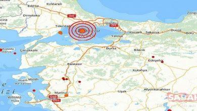 صورة خبراء: الزلزال الذي حدث في اسطنبول  بداية لزلزال عظيم قادم