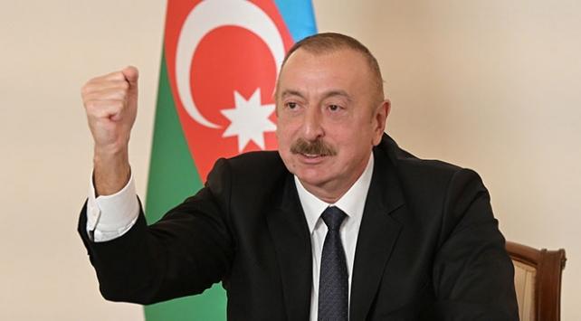 الرئيس الأذربيجاني يعلن النصر و يكشف تفاصيل الاتفاقية 1