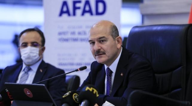 وزير الداخلية التركي يعلن 2021 سنة دراسة الكوارث 2