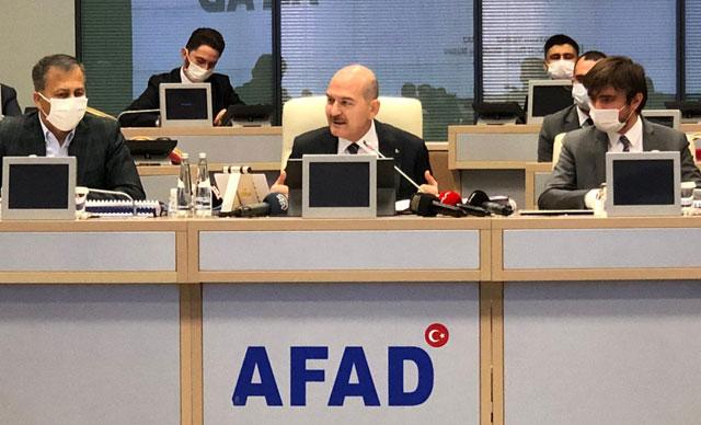 تصريحات هامة لوزير الداخلية التركية 1