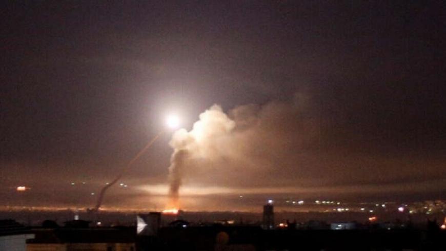 """غارات إسرائيلية على مقار قيادة لـ """"فيلق القدس"""" الإيراني بسوريا 11"""