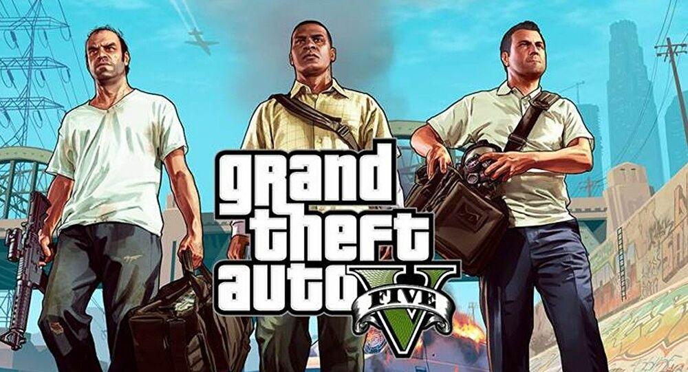 بالفيديو:شرح تحميل لعبة GTA 5 الأصلية Grand Theft Auto V برابط مباشر بشكل مجانا متاحة للعب اون لاين 1