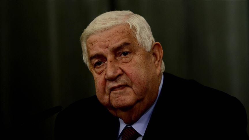 وفاة وزير الخارجية السوري وليد المعلم 13