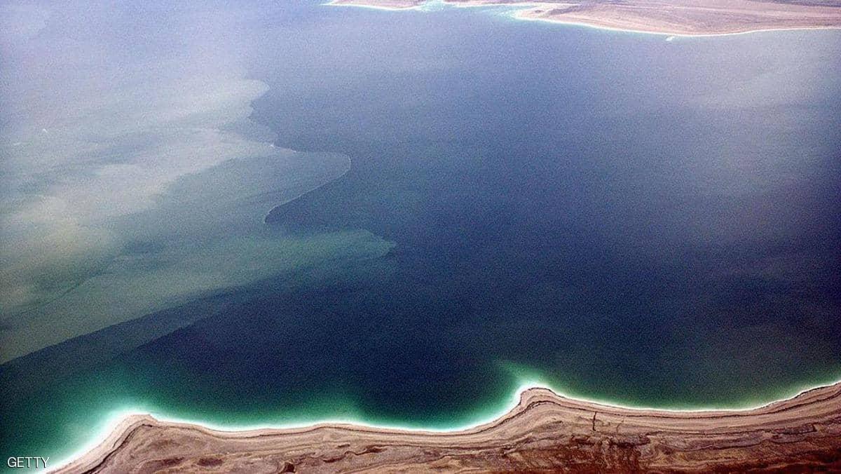 دراسة جديدة : زلزال مدمر سيضرب قريبا دول البحر الميت 1