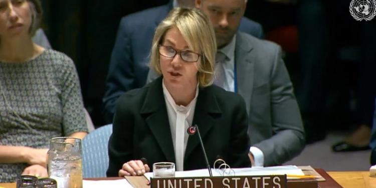 الولايات المتحدة تبعث برسالة للشعب السوري وبشار الأسد عبر مجلس الأمن 9