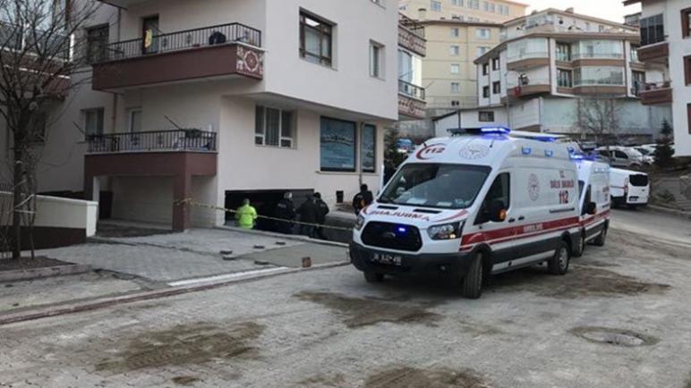 العثور على 3 جثث في مبنى سكني في أنقرة 5