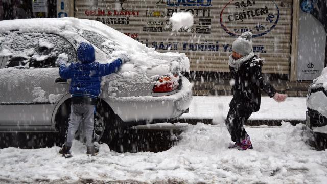 الأرصاد الجوية تحذر من ثلوج كثيفة مع رياح قوية في عدة ولايات 1