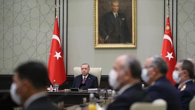 عاجل .. تفاصيل اجتماع مجلس الأمن القومي الأول في تركيا 12
