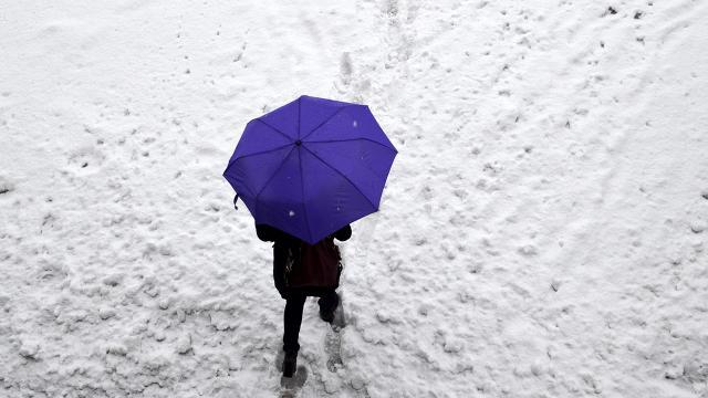 الأرصاد الجوية تحذر من خطر الجليد و الانهيارات الثلجية في ولايتين 1