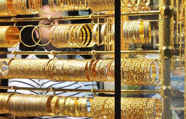 أسعار صرف الذهب لعيار 24 و 22 و 21 مقابل الليرة التركية يوم السبت 2021313 10